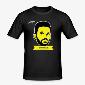 Shirt Cityguys Julian - slim fit T-shirt