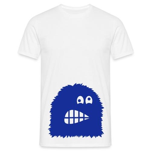 ZiP Monster - T-shirt herr