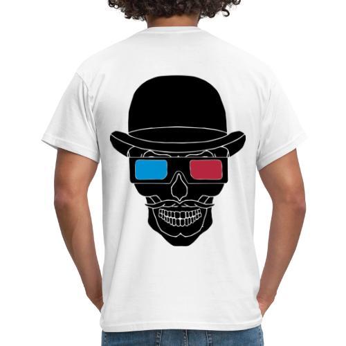 3D MEN'S TEE - Men's T-Shirt
