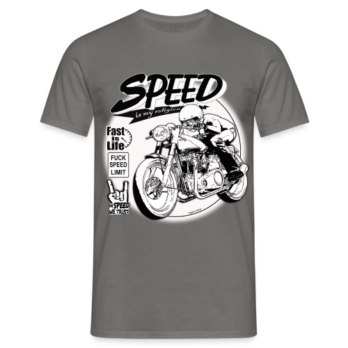 TS-Homme-SPEED - T-shirt Homme