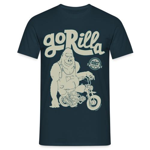 TS-Homme-GORILLA - T-shirt Homme