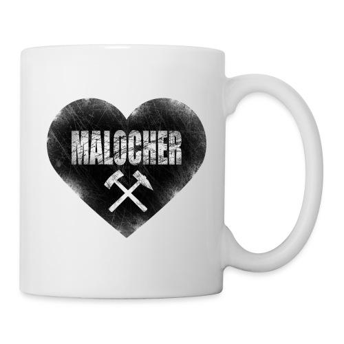 I love Malocher Becher - Tasse