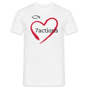 7actions - T-shirt Homme