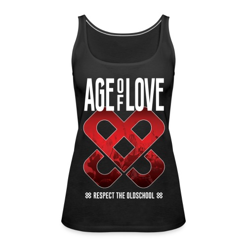 TFB | Age of Love - Women's Premium Tank Top