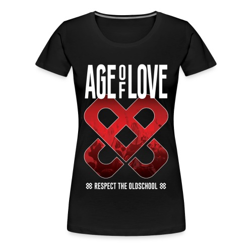 TFB | Age of Love - Women's Premium T-Shirt
