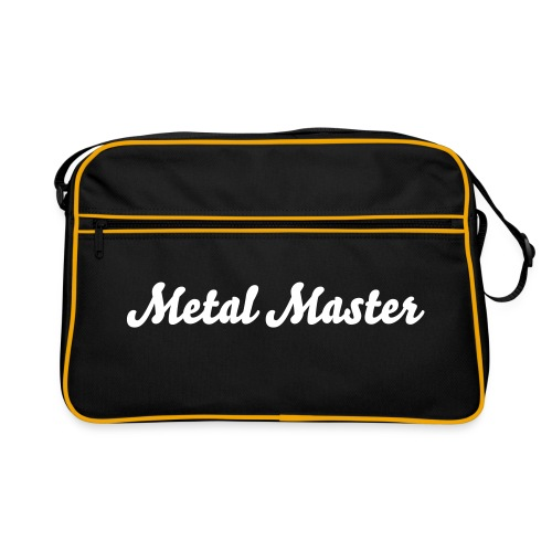 Metalmaster - Retro Bag - Retro veske