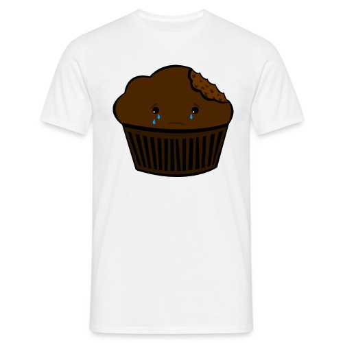 Un-Happy Muffin (Mens) - Men's T-Shirt