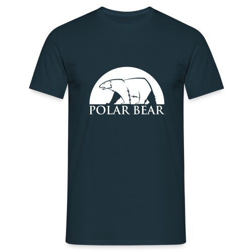 T-Shirt Polar Bear - T-shirt Homme