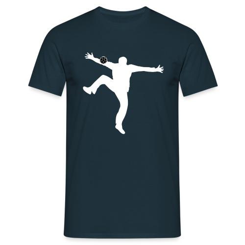 Gardien Handball (Marine / blanc) - T-shirt Homme