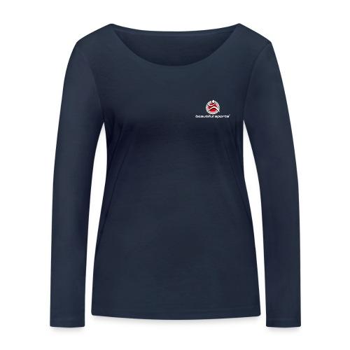 Damen Langarm T-Shirt - Frauen Bio-Langarmshirt von Stanley & Stella