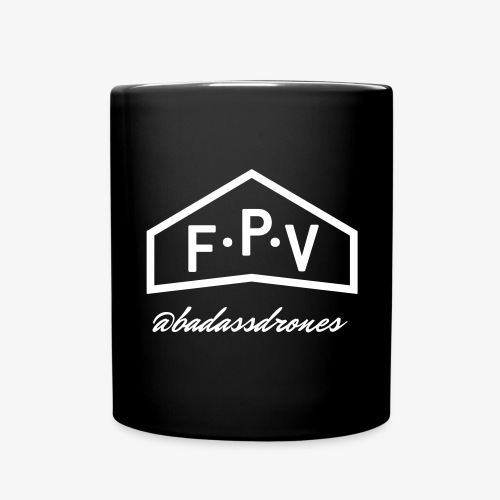 CUSTOMIZABLE FPV cup - Mug uni