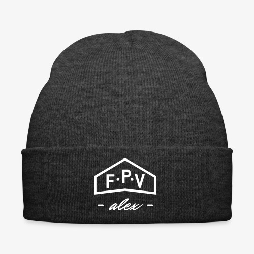 CUSTOMIZABLE FPV hat - Bonnet d'hiver