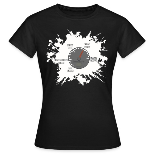 SHOOK Meter! (Ladies) - Women's T-Shirt