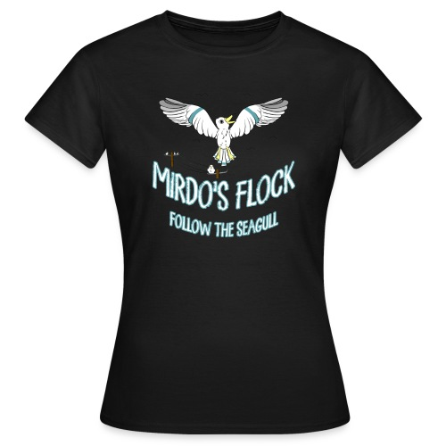 Mirdo's Flock (Ladies) - Women's T-Shirt