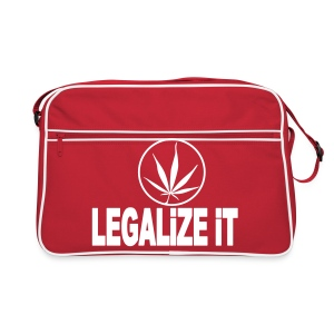 retro bag legalize it - Retro Bag