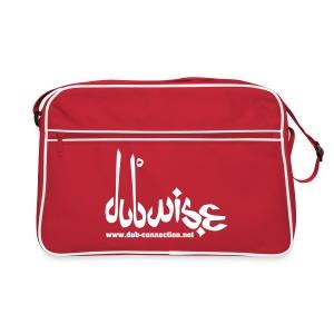 retro bag Arabic alphabet - Retro Bag
