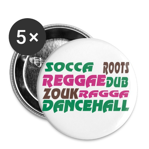 Badge - dance of the sun - Lot de 5 moyens badges (32 mm)