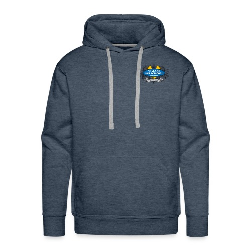Villars Ski hoody premium - Sweat-shirt à capuche Premium pour hommes