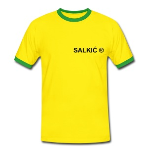 Proud to be Salkic #139 - Men's Ringer Shirt