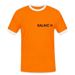 Proud to be Salkic #141 - Men's Ringer Shirt