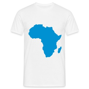 I LOVE AFRICA - T-shirt Homme