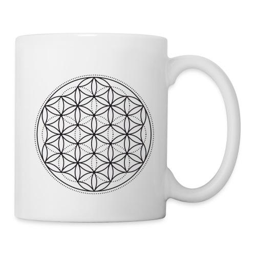 Tasse Lebensblume - Tasse