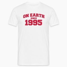 White onearth1995 Men's T-Shirts