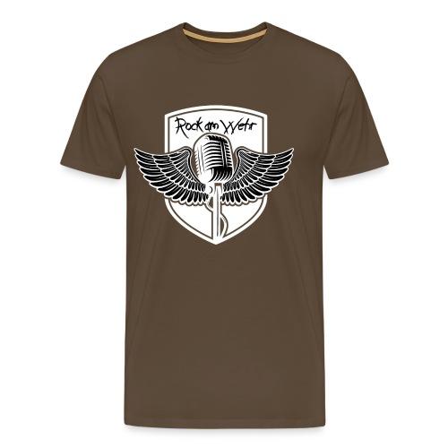 RAW 2018 Flügel - Männer Premium T-Shirt