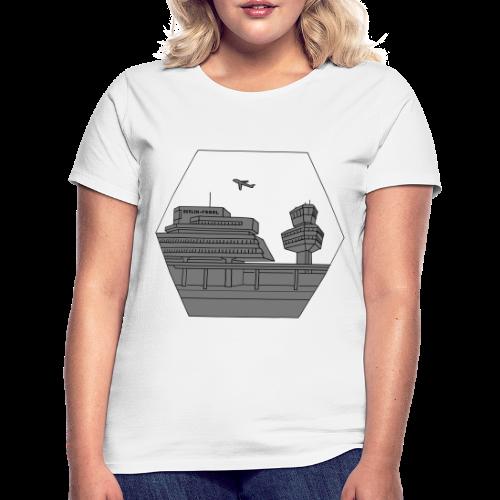 Flughafen Tegel TXL 2 - Frauen T-Shirt