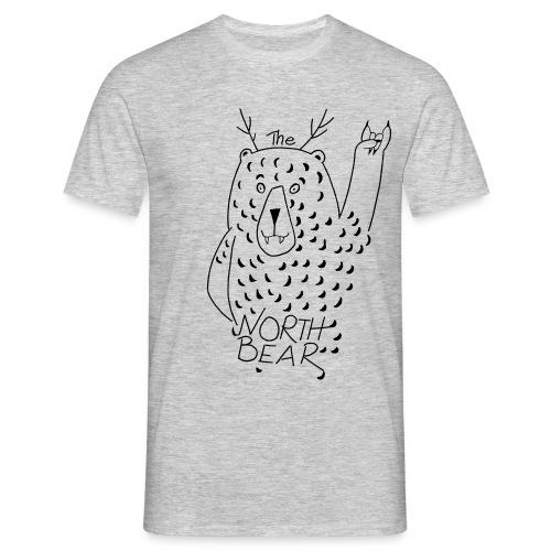The Northbear Männer T-.Shirt  - Männer T-Shirt