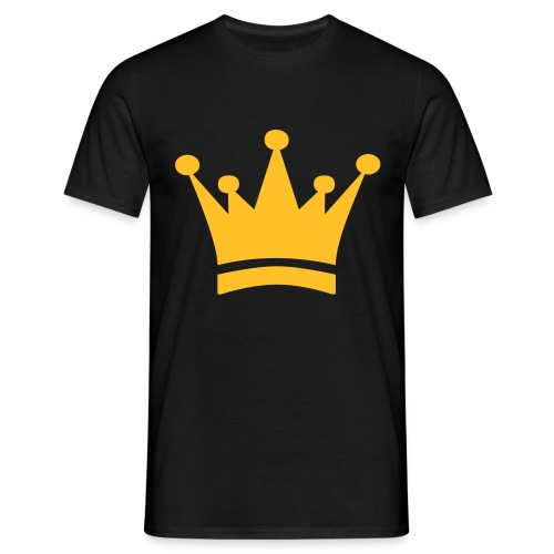 T-shirt L KING TSU - T-shirt Homme