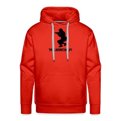 ook in andere combinaties te krijgen - Mannen Premium hoodie