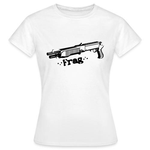 Frag girl - Women's T-Shirt
