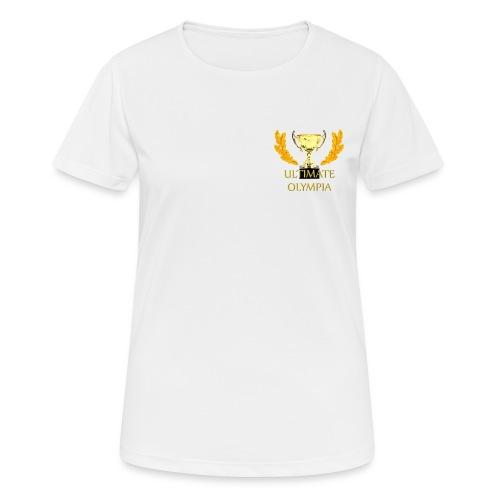 UO - Sportshirt atmungsaktiv (women) - Frauen T-Shirt atmungsaktiv