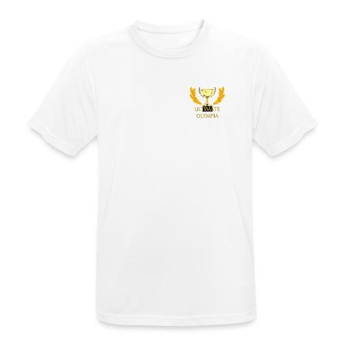 UO - Sportshirt atmungsaktiv (man) - Männer T-Shirt atmungsaktiv