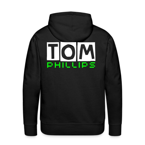 RayFlash Tee-Tom Phillips - Men's Premium Hoodie