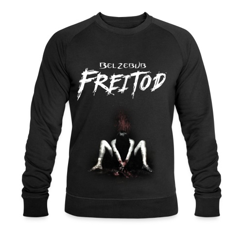 Freitod Pullover - Männer Bio-Sweatshirt von Stanley & Stella