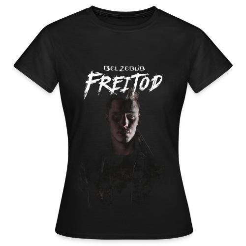 Freitod Tshirt 2 girly  - Frauen T-Shirt