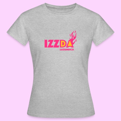 Girls Shirt · Izzda · LuziundCo - Frauen T-Shirt