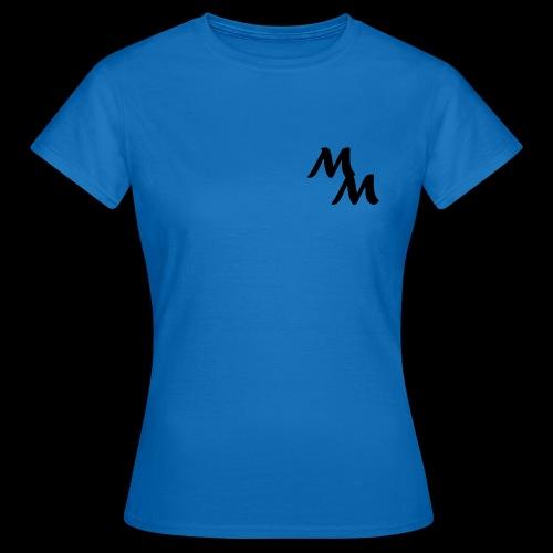 MM - T-Shirt Women - T-shirt Femme