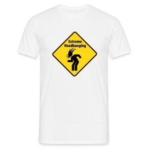 Headbanger - Men's T-Shirt