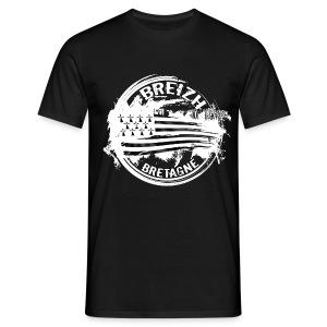 Breizh Bretagne - T-shirt Homme