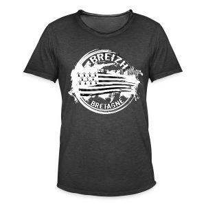 Breizh Bretagne - T-shirt vintage Homme