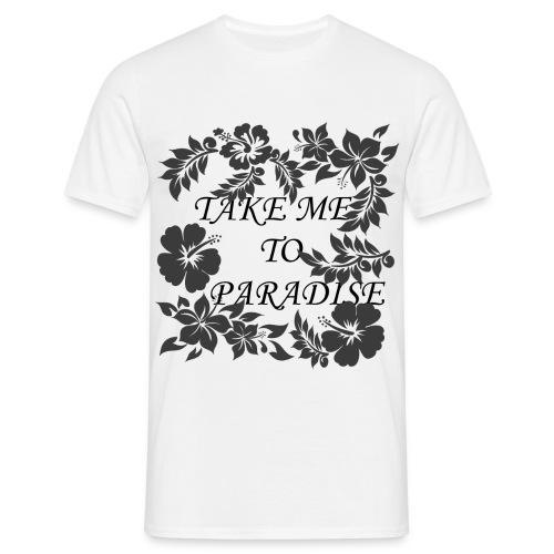 Paradise T-Shirt - Männer T-Shirt