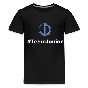 #TeamJunior (10-12YRS)KIDS TEE - Teenage Premium T-Shirt