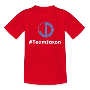 #TeamJaxon(12-14YRS)KIDS TEE - Teenage T-shirt