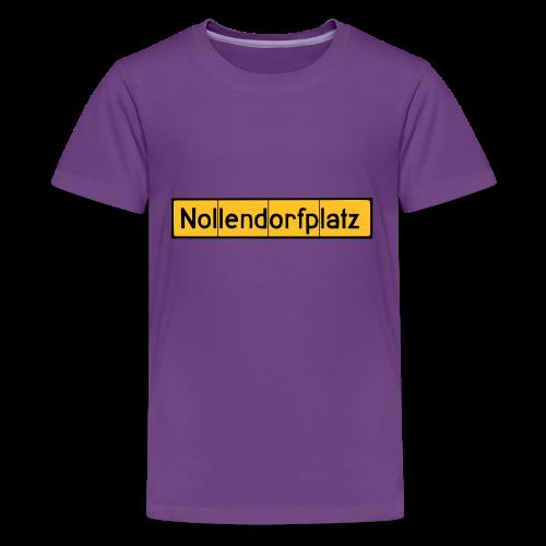 Nollendorfplatz Berlin-Schöneberg - Teenager Premium T-Shirt