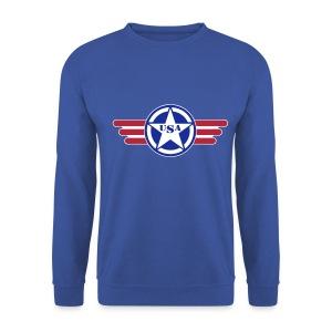 USA - Sweat-shirt Homme