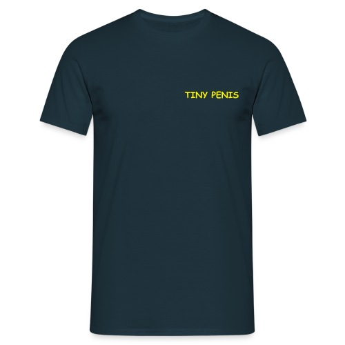 NOT QUITE SO PROUD.. SAVE IT FOR THIOSE CLOSER - Men's T-Shirt