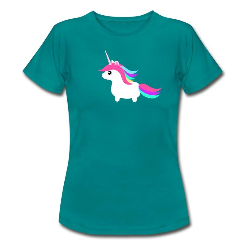 Munchkin Unicorn - Frauen T-Shirt